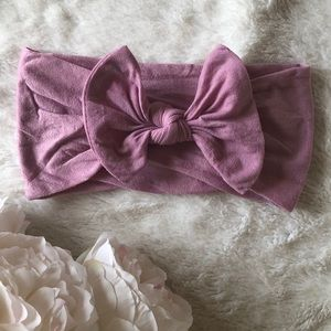 Other - Baby Girl's Bow Headband 🎀